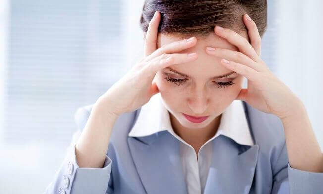 Hur kronisk oro påverkar din hälsa