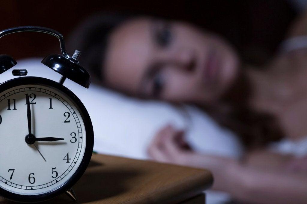 Sov tillräckligt
