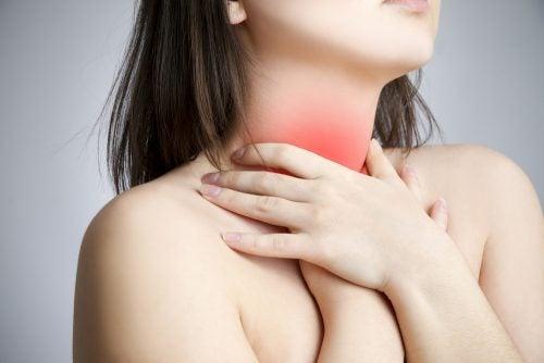 Tryckpunkter för smärtlindring