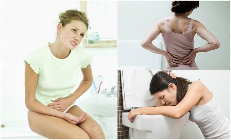 8 symtom på njursten du bör vara uppmärksam på