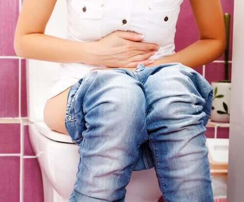 Förändringar i urineringsvanor är ett symtom