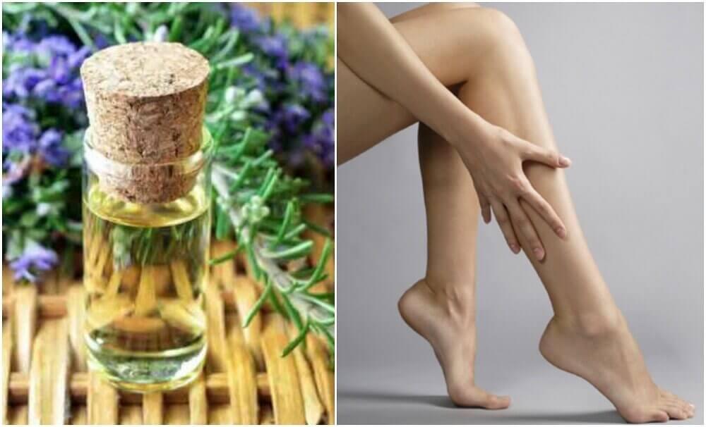 Hur du gör en tonande olja för fastare ben