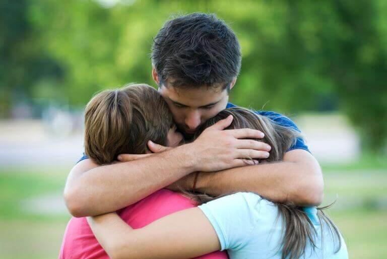 Livet tar inte slutefter ett avslutat förhållande