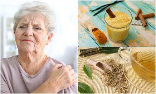6 effektiva naturläkemedel mot artrit