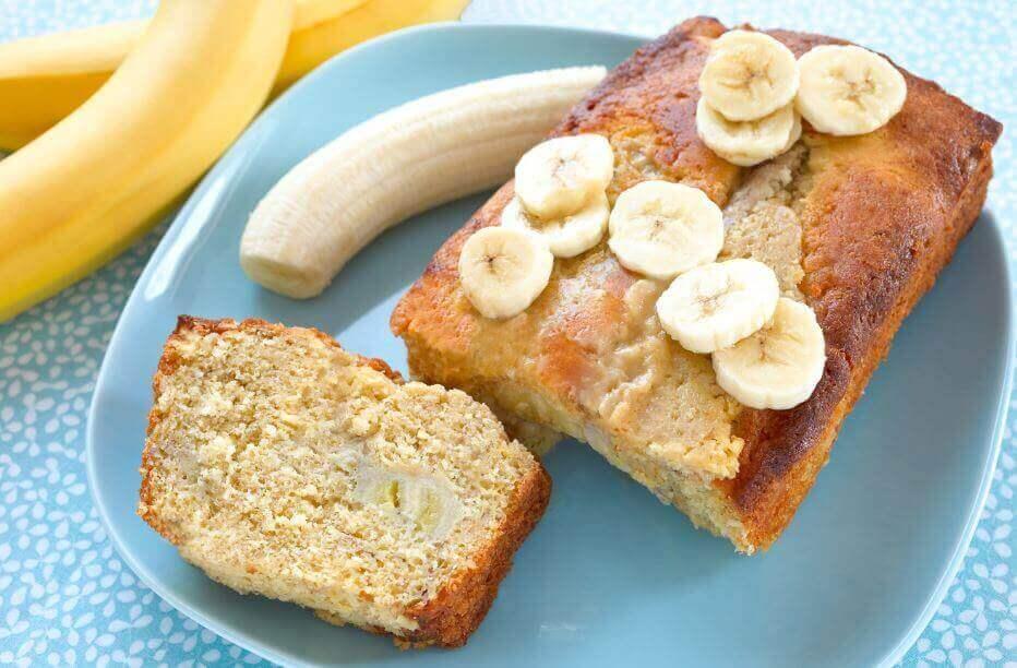 3 enkla sätt att baka banankaka hemma