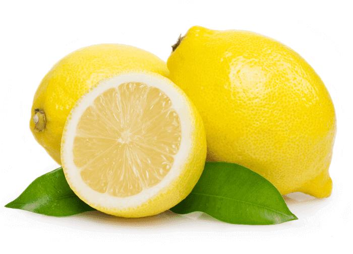 Citron tar bort odörer