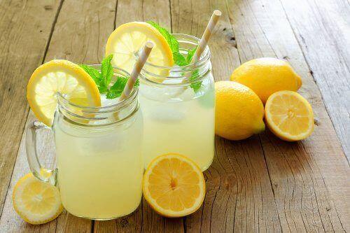 Slimma kroppen med citron