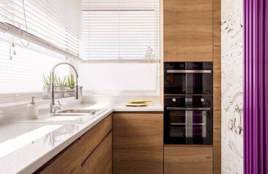 6 fantastiska sätt att dekorera ett litet kök