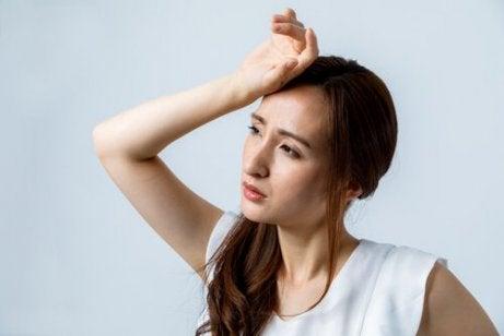 förhöjd kroppstemperatur stress