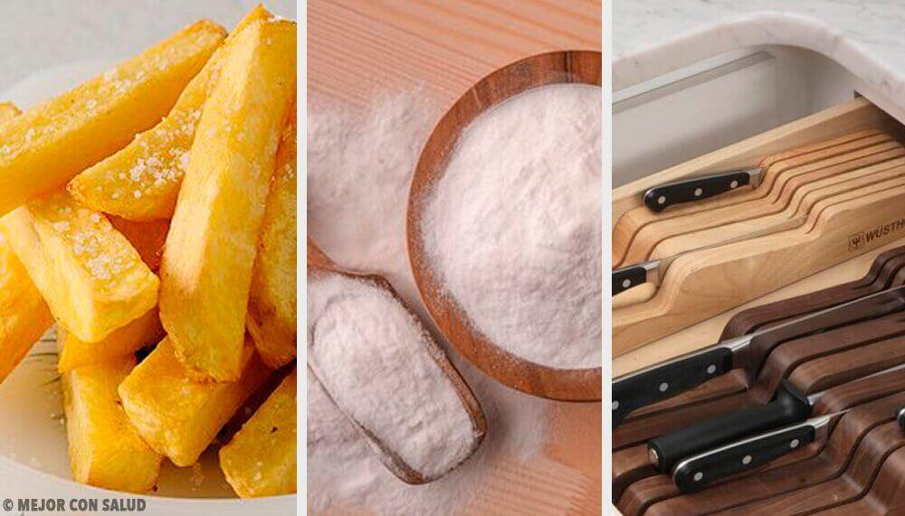 8 smarta trick i köket för svåra situationer