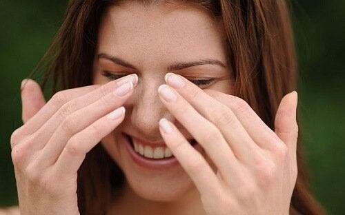 Hur gråter man på ett hälsosamt sätt?