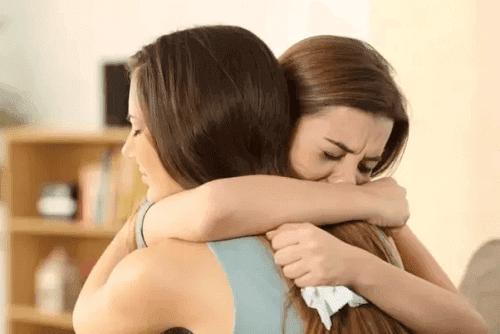 Gråt skapar känslomässiga band