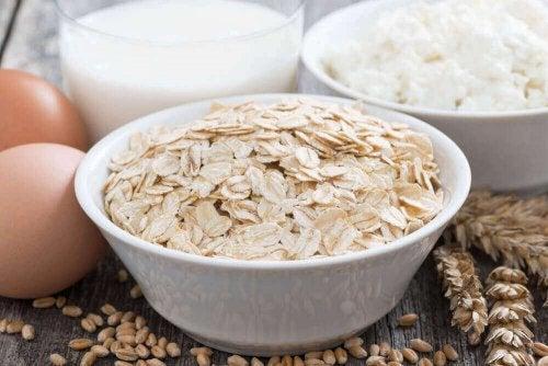 Sänka kolesterol naturligt med hjälp av 3 kurer med havre