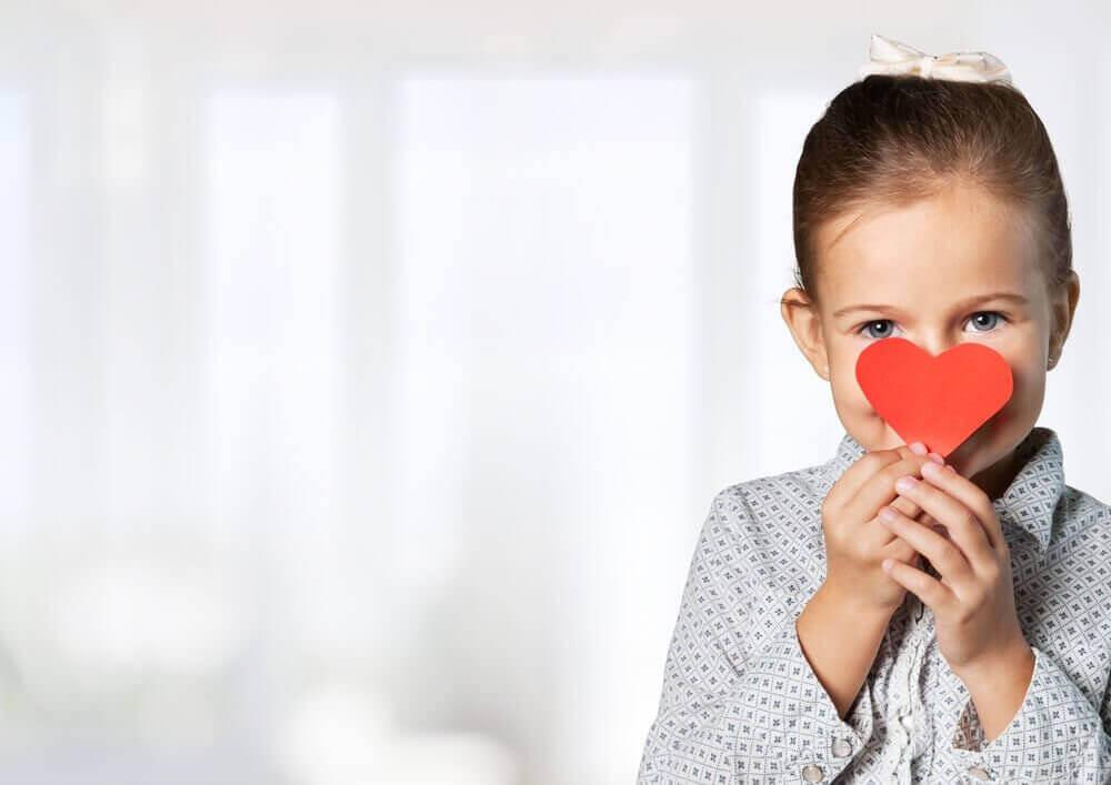 Kristallbarn är kärleksfulla och medkännande