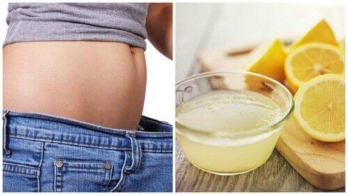 Hur citroner kan hjälpa dig att slimma kroppen