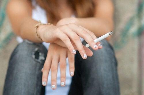 Rökning påverkarmuskelhälsan