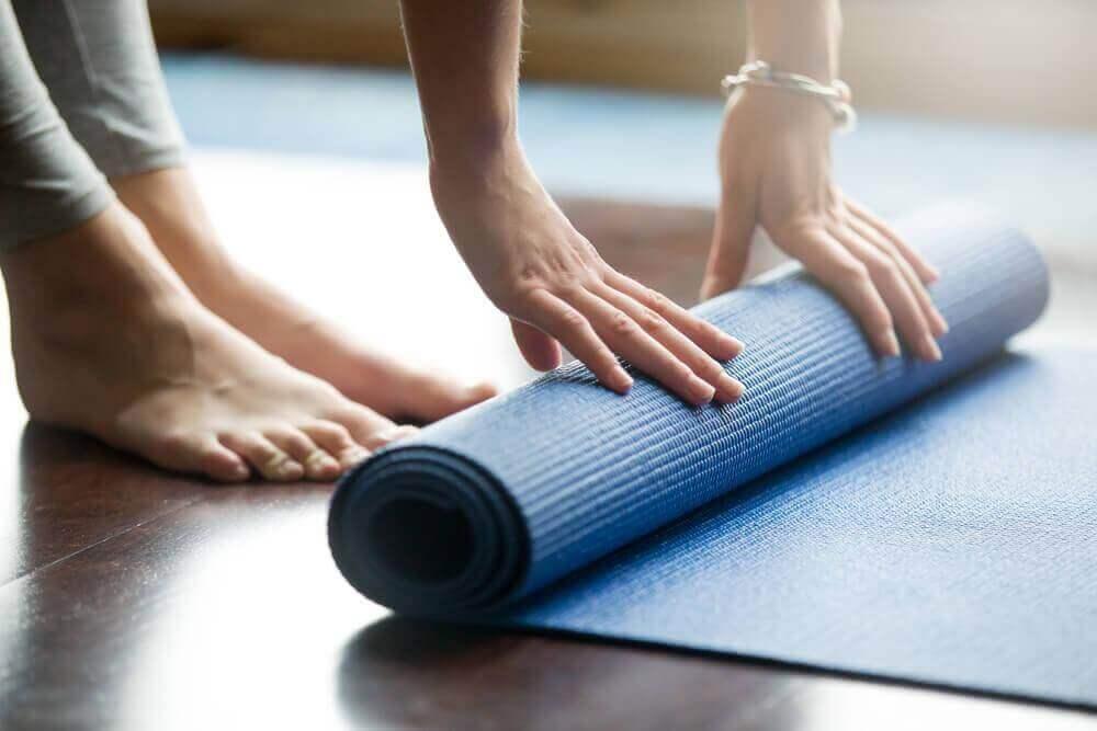 Yoga har en positiv effekt på stress