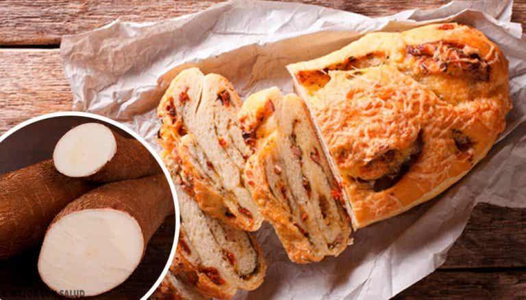 Gör bröd utan gluten och laktos med kassava & havre