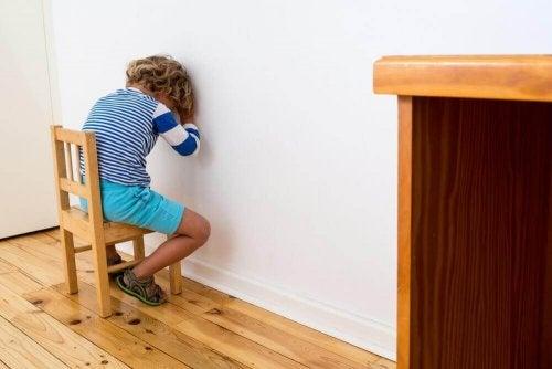 Fem alternativ till att bestraffa barn