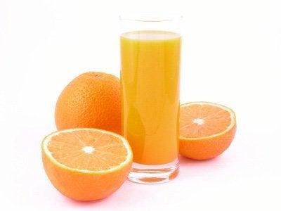 Apelsiner är bra mot benvärk
