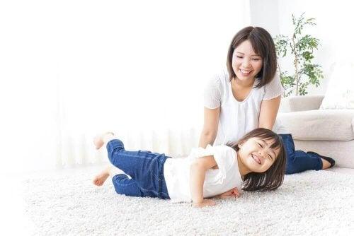 Japanskt barn