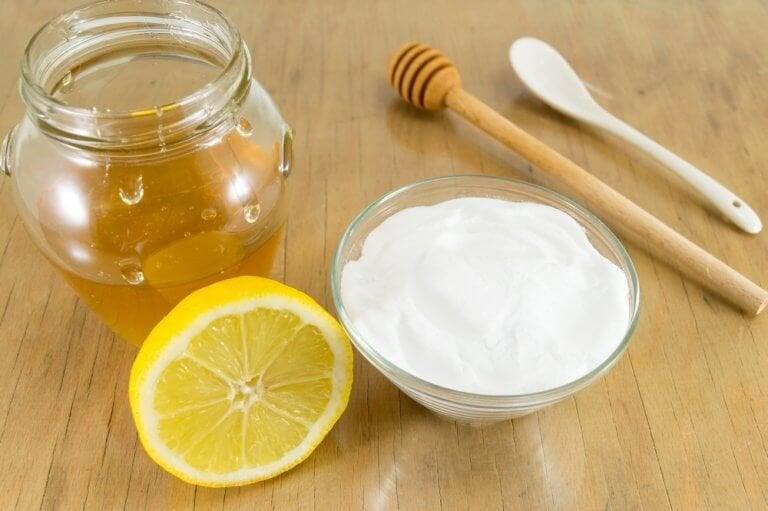 Förbättra hälsan med bikarbonat och honung
