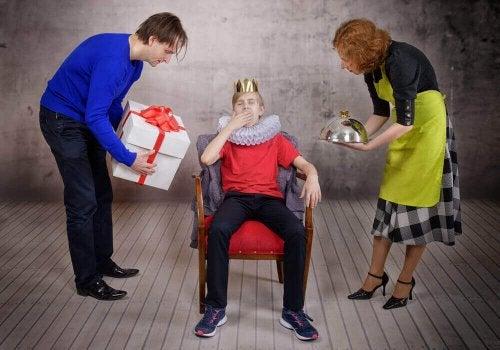 Undvik det överbeskyddande föräldraskapet