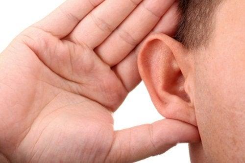 Många som drabbas av hörselnedsättning söker aldrig behandling