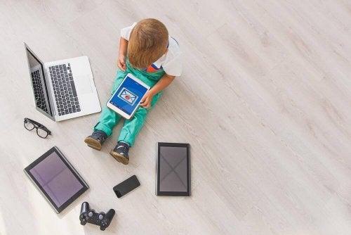 Laptop och surfplattor