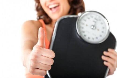 Så går du snabbt ner i vikt - 7 tricks
