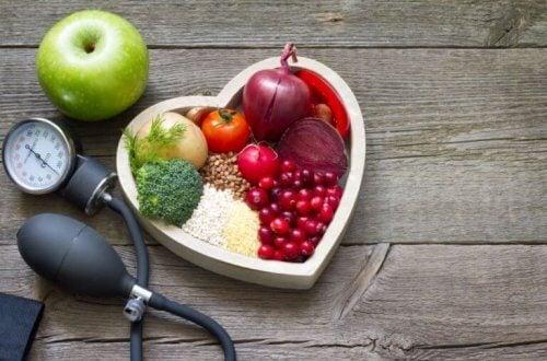 Diet för att minska det onda kolesterolet