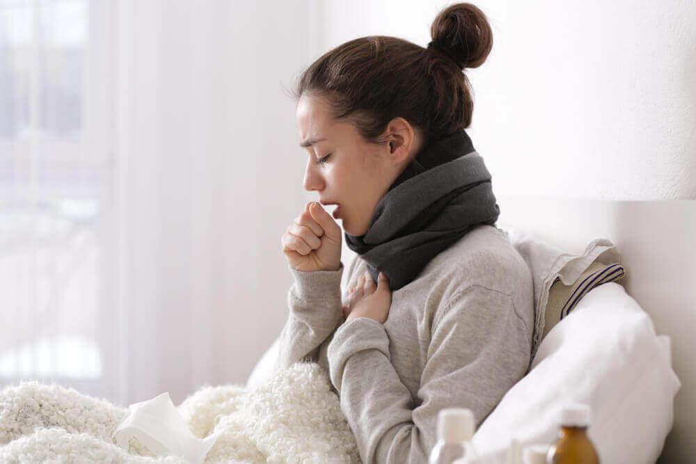 Hur man använder ingefära för att bota hosta