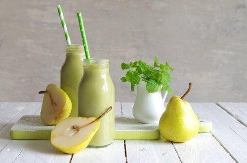 Päron är bra för hela kroppen