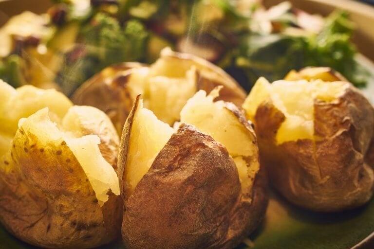 5 utsökta recept med rostad potatis