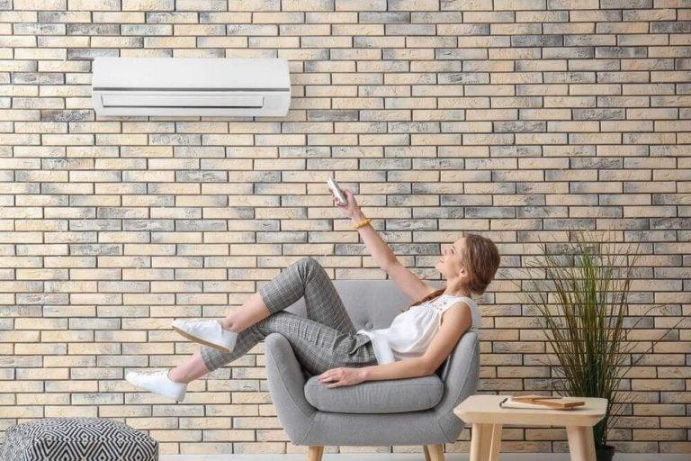 Vilken är den bästa temperaturen för luftkonditionering?
