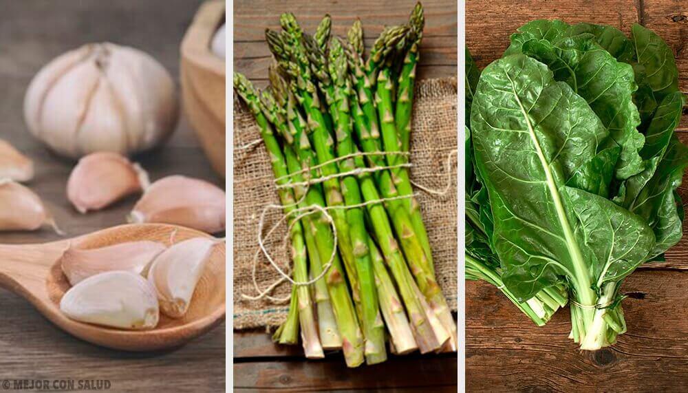 8 grönsaker som kan orsaka allergiska reaktioner