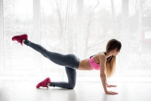 snabbaste sättet att träna bort dubbelhaka