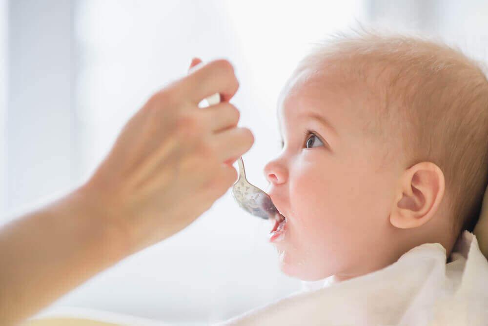 8 livsmedel du inte bör mata bebisar med