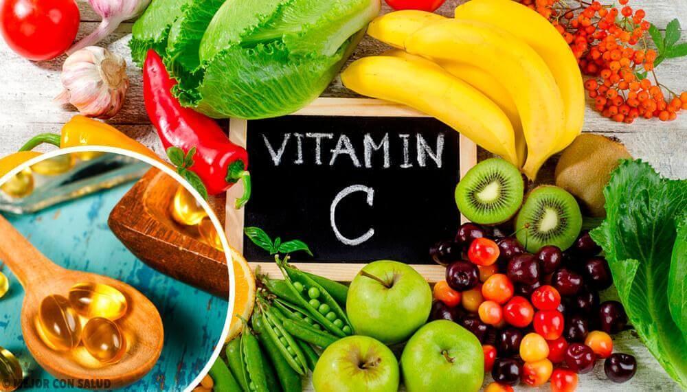 behandla näspolyper naturligt med c-vitamin
