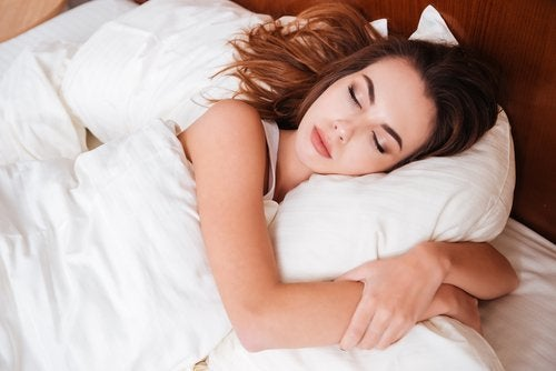 Sömn är bra för huden