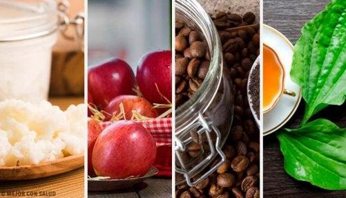 10 säkra livsmedel vid känslig mage