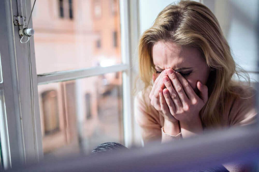 Tre fördelar med att gråta – det hjälper ditt sinne