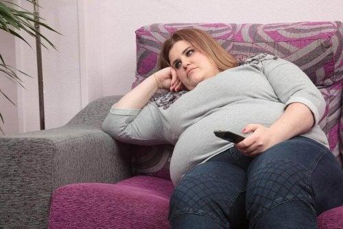 Dålig kost kan vara en orsak till att man inte får sova