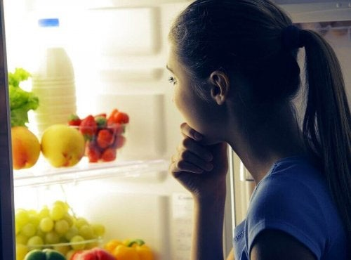 Ät middag för att övervinna insomnia