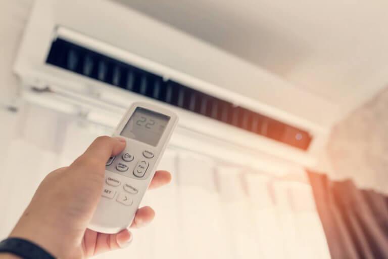 Luftkonditionering i hemmet