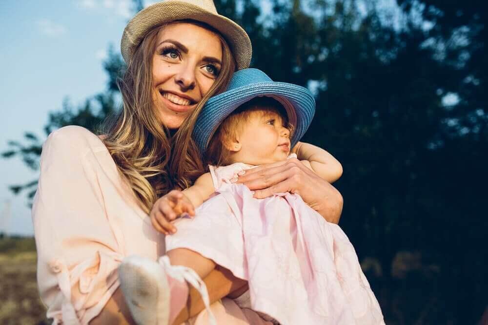 Ensamstående mammor: vad kan man förvänta sig