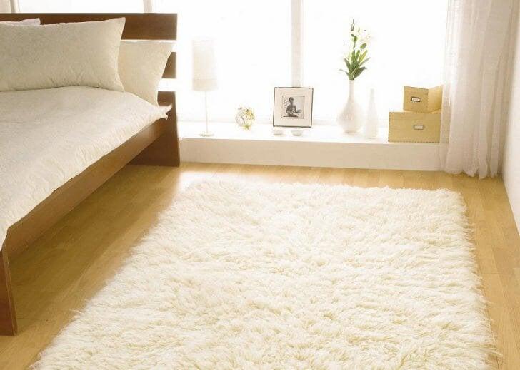 Mattor ger bättre atmosfär i hemmet