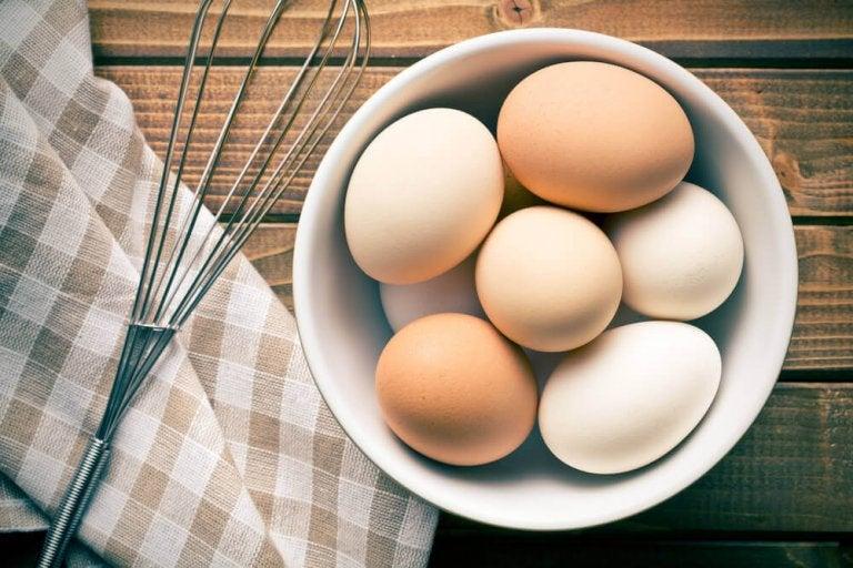 Prova de här spännande ingredienserna i din äggröra