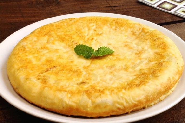 Så gör du en läcker spansk tortilla med potatis
