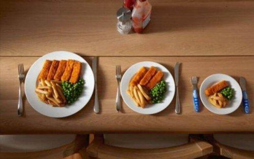 Ät flera gånger om dagen